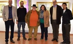 """La Casa de Cultura de Águilas acoge una exposición de """"Obras sobre Papel"""""""
