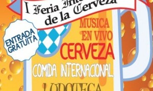 I Feria de la Cerveza Caravaca de la Cruz 2014