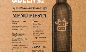 Fiesta Burger & Beer en El Burger By Tiquismiquis