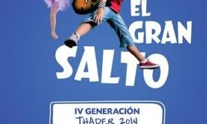 Concurso de talentos Generación Thader 2014