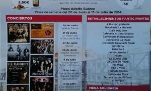 I Feria Gastronómica Musical de alcantarilla
