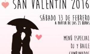 San Valentín en Torre de Zoco