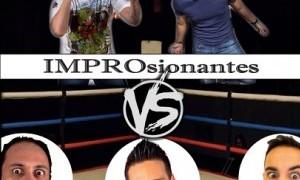 ImproShow, el domingo 22 de mayo en La Puerta Falsa