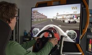 Reto contrarreloj en Simulador F1