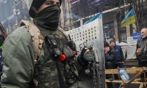 Fotografías del conflicto ucraniano de Israel Sánchez Ruíz