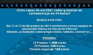Concurso de Supervivencia Fílmica en Mazarrón