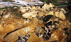 Exposición Mazarrón, Patrimonio Minero