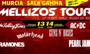 Sorteamos 2 entradas para Mellizos Tour 2015