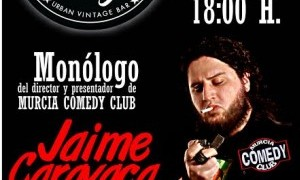 Tardes de Comedia en Black Tag: Jaime Caravaca