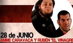 Monólogo +EfeM-bar Junio: Jaime Caravaca y Rubén