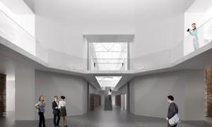 La propuesta 'Muros etéreos', del arquitecto murciano Manuel Hernández, gana el concurso de anteproyectos para la rehabilitación y puesta en uso del edificio de la Cárcel Vieja