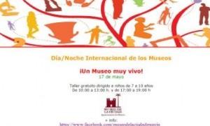 Taller infantil: ¡Un museo muy vivo! en el Museo de la Ciudad