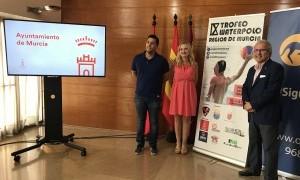La piscina 'Murcia Parque' recibe el IX Torneo de Waterpolo Región de Murcia