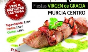 Ruta de la Tapa Postre y Cóctel de Murcia 2014