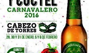 Senda de la Tapa y Cóctel Carnavalero 2016