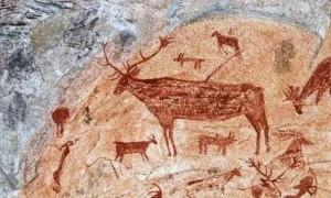 Ruta guiada a las pinturas rupestres