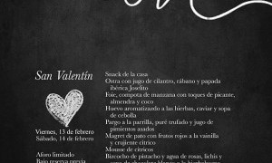 San valentín en El Romea by Tiquismiquis