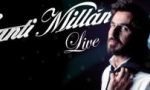 Santi Millán Live en el Nuevo Teatro Circo de Cartagena