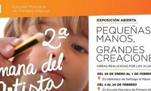 Exposición Pequeñas Manos, Grandes Creaciones