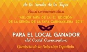 II Senda de la Tapa y Cóctel Carnavalero