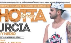 Shotta en Murcia