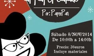 Taller de Iniciación al Papel Calado en Cartagena