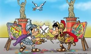 Escipión vs. Aníbal. La batalla continúa...