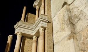 Visitas nocturnas al Teatro Romano de Cartagena