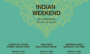 Indian weekend en Tejemaneje
