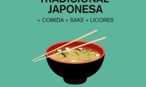 Curso de cocina tradicional japonesa en Tejemaneje