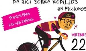 Torneo bicis locas Goldsprint en Café Ficciones