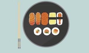 Curso de Sushi+Cena+Shake+Licores en Tejemaneje