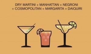 Cursos de Cócteles, Gin&Tonic y Collage en Tejemaneje