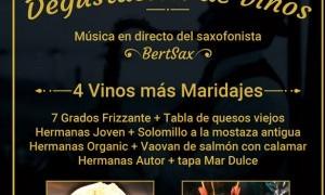 Degustación maridaje en El último Beer & Wine