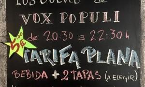 Los Jueves de Vox Populi