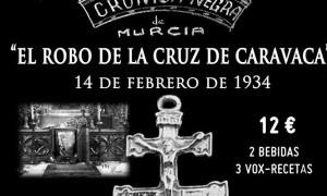 Charlas de la Crónica Negra de Murcia en Vox Populi Gastromercado